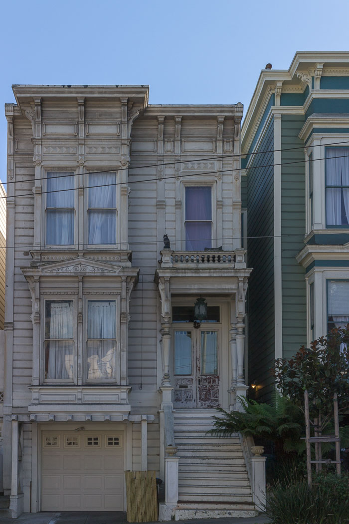 The Heights of San Francisco