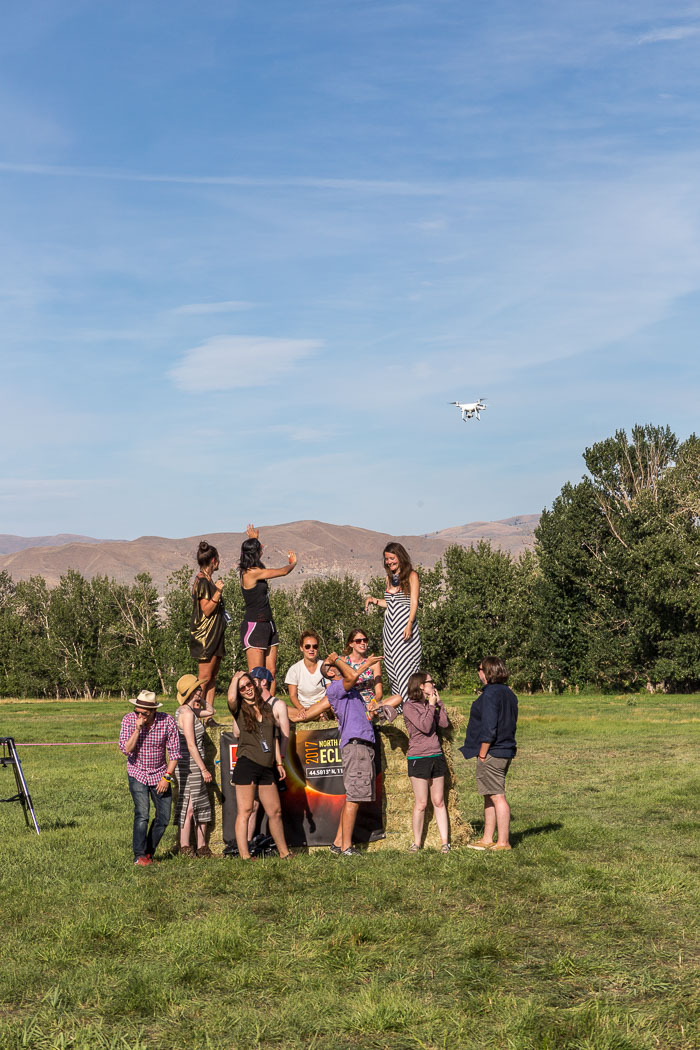 Atlas Obscura Presents Total Eclipse Festival